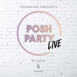 Other - Posh Party LIVE | Atlanta & Tampa